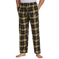 Men's Concepts Sport Missouri Tigers Huddle Lounge Pants