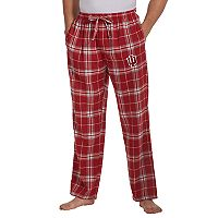 Men's Concepts Sport Indiana Hoosiers Huddle Lounge Pants