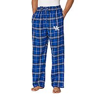 Men's Concepts Sport Kentucky Wildcats Huddle Lounge Pants