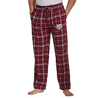 Men's Concepts Sport Texas A&M Aggies Huddle Lounge Pants