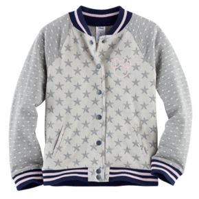 Disney's Minnie Mouse Girls 4-7 Raglan Bomber Jacket by Jumping Beans®