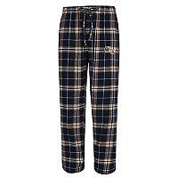 Men's Concepts Sport Georgia Tech Yellow Jackets Huddle Lounge Pants