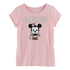 Disney's Minnie Mouse Toddler Girl 'Fabulous' Tee by Jumping Bean®