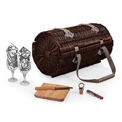 Picnic Time Verona Wine & Cheese Basket