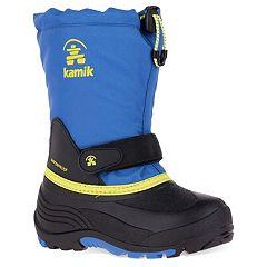 Kamik Waterbug 5 Kids' Waterproof Winter Boots