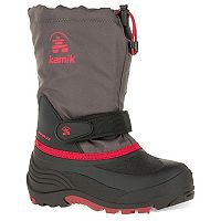 Kamik Waterbug 5 Kids' Waterproof Winter Boots