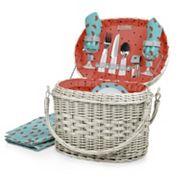 Picnic Time Romance Picnic Basket