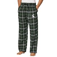 Men's Concepts Sport Michigan State Spartans Huddle Lounge Pants