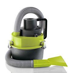 Black Series Compact Handheld Auto Vacuum