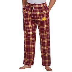 Men's Concepts Sport Minnesota Golden Gophers Huddle Lounge Pants