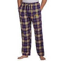 Men's Concepts Sport LSU Tigers Huddle Lounge Pants