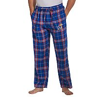 Men's Concepts Sport Kansas Jayhawks Huddle Lounge Pants