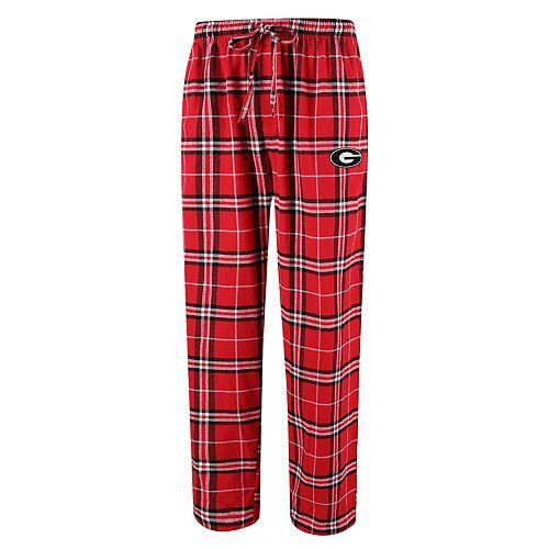 Men's Concepts Sport Georgia Bulldogs Huddle Lounge Pants