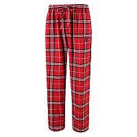 Men's Concepts Sport Louisville Cardinals Huddle Lounge Pants