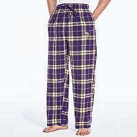 Men's Concepts Sport Minnesota Vikings Huddle Lounge Pants