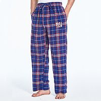 Men's Concepts Sport New York Giants Huddle Lounge Pants