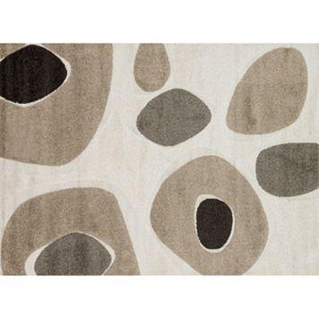 Loloi Enchant Bold Spots Geometric Shag Rug