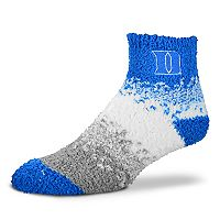 Women's For Bare Feet Duke Blue Devils Marquee Sleep Socks
