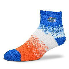 Women's For Bare Feet Florida Gators Marquee Sleep Socks