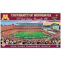 Minnesota Golden Gophers 1000-Piece Panoramic Puzzle