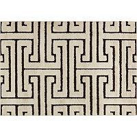 Loloi Enchant Greek Key Geometric Shag Rug