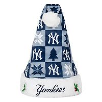 Forever Collectibles New York Yankees Christmas Santa Hat