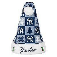 FOCO New York Yankees Christmas Santa Hat