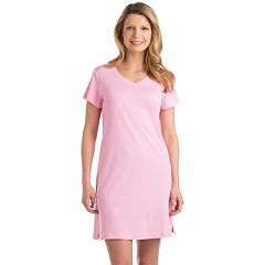 Women's Jockey Pajamas: Solid Sleep Shirt
