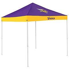 Logo Brand Minnesota Vikings Economy Tent