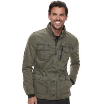 Men's Marc Anthony 4-Pocket Twill Field Jacket