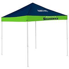 Logo Brand Seattle Seahawks Economy Tent