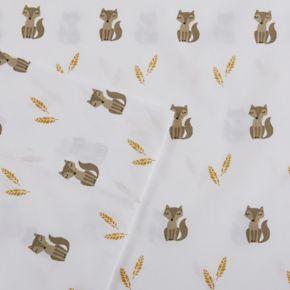HipStyle Bashful Vixie Fox Sheet Set