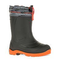 Kamik Snobuster 2 Print Toddler Boys' Waterproof Winter Boots