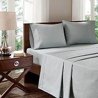 Madison Park 400 Thread Count Aloe Vera Cotton Sheet Set