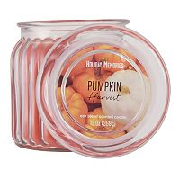 Holiday Memories Pumpkin Harvest 13-oz. Candle Jar