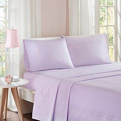Mi Zone Gingham Sheet Set