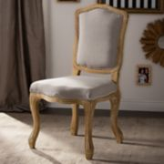 Baxton Studio French Farmhouse Dining Chair