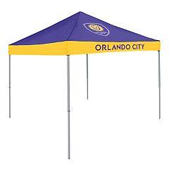 Logo Brands Orlando City SC Economy Tent
