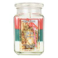 Holiday Memories 'Tis The Season 17-oz. Tri-Pour Candle Jar
