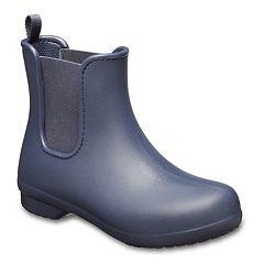 Crocs Freesail Women's Chelsea Waterproof Rain Boots