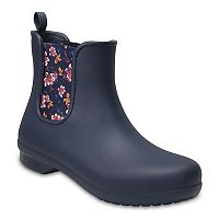 Crocs Freesail Women's Chelsea Waterproof Rain Boots
