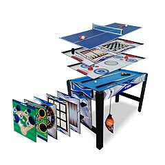 Triumph 13-in-1 Multigame Table