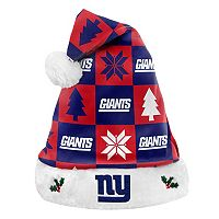 FOCO New York Giants Christmas Santa Hat