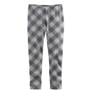 Disney's Minnie Mouse Girls 4-7 Plaid Leggings by Jumping Beans®