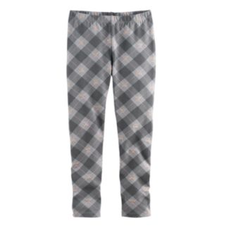 Disney's Minnie Mouse Toddler Girl Plaid Leggings by Jumping Beans®