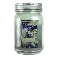 Holiday Memories Winter Pine 12.5-oz. Tri-Pour Candle Jar