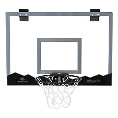 Silverback 18-Inch Over-the-Door Mini Basketball Hoop Set