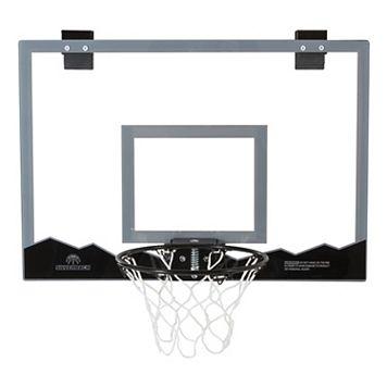 Silverback 18-Inch Over-the-Door Mini Basketball Hoop Set