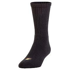 Men's GOLDTOE 6-pack AllSport PowerSox Crew Socks