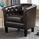 Lincoln Tufted Tub Accent Chair + $20 Kohls Cash